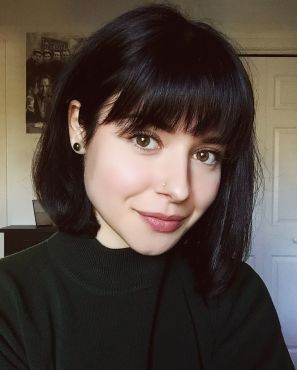 Short Hair With Bangs 13